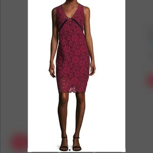 Plenty By Tracy Reese Lace Shift Dress. New. Size2